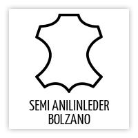 Semi Anilinleder Bolzano